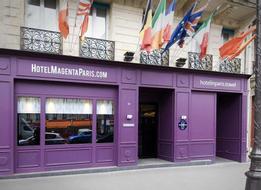 H�telMagenta Paris