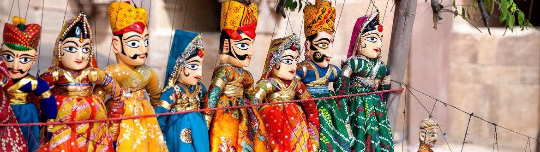 Inde: Delhi, Jaipur, Agra, Khajuraho et Bénarès, circuit classique