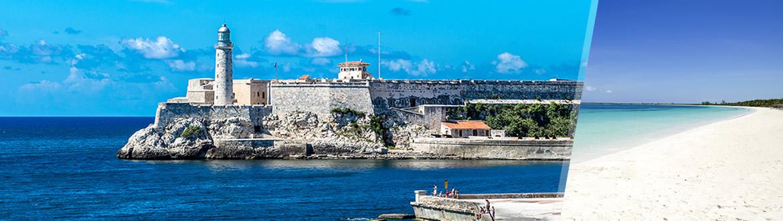 Berühmt Cuba: La Havane et Cayo Santa Maria, séjour à la plage à votre  AJ73