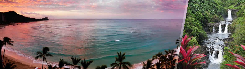 Hawaï (États-Unis): Honolulu (O'ahu) et Hawaï, séjour à la plage à votre guise
