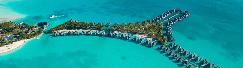 États-Unis et Polynésie Française: San Francisco, Las Vegas, Los Angeles et Bora Bora, séjour à la plage à votre guise