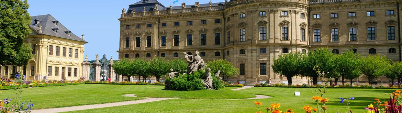 Allemagne: Route Romantique, à votre guise en voiture