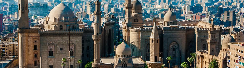 Égypte: Le Caire et Croisière 4 nuits, circuit avec croisière