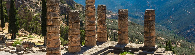 Grèce: Athènes, Olympie, Delphes et Croisière dans les Îles Saroniques, séjour et circuit