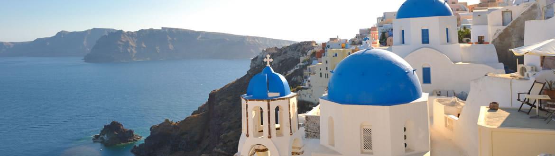 Grèce: Athènes, Mykonos et Santorin, séjour avec visite et plage
