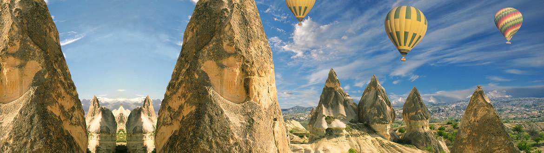 Turquie: Istanbul, Ankara, Cappadoce, circuit classique
