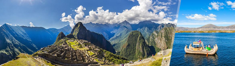 Perou: Lima, Colca, Lac Titicaca, Cuzco, Maras et Machu Picchu, circuit classique