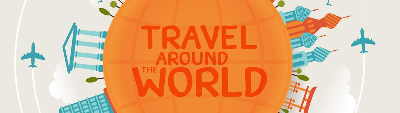Tour du Monde: Dubaï, Sydney, Auckland, Polynésie Française et Los Angeles, nombre de nuits sur mesure