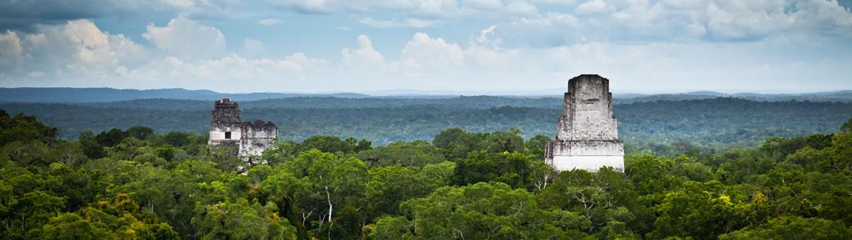 Guatemala et le Mexique: Altiplano, Tikal, Chiapas et Yucatán, circuit avec séjour à la plage