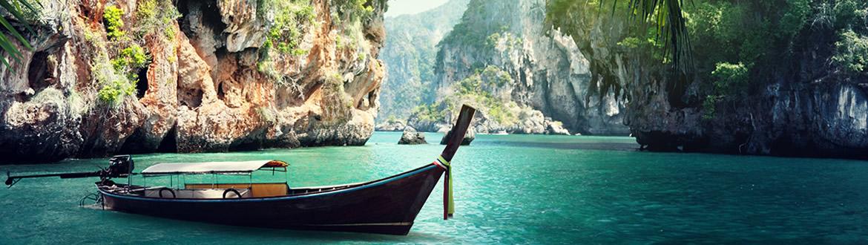 Thaïlande: Bangkok, Chiang Mai et Krabi, séjour à la plage à votre guise