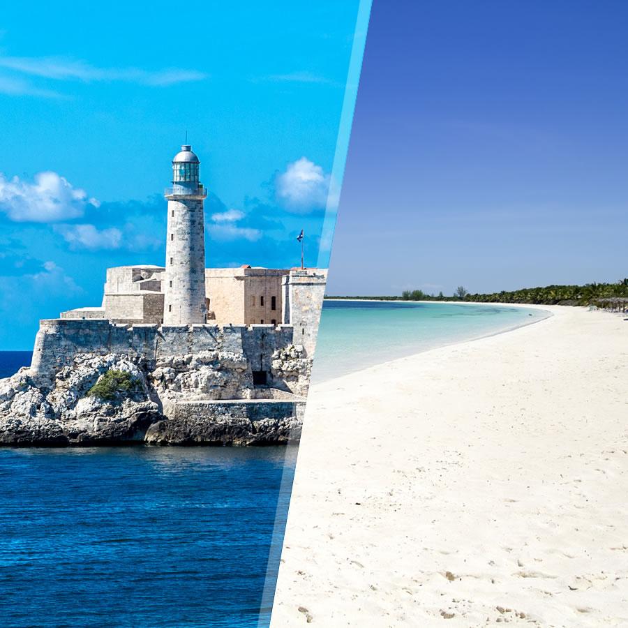 Cuba La Havane Et Cayo Santa Maria Sur Mesure Avec Séjour à La