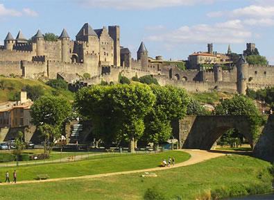 Trains TGV Lyon - Carcassonne