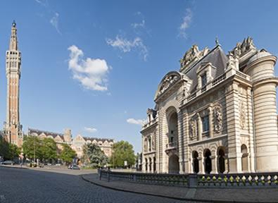Trains TGV Paris - Lille