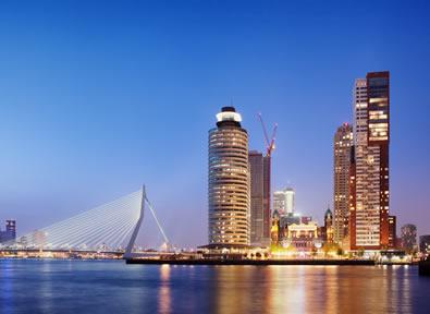 Trains Thalys Paris - Rotterdam