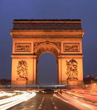 Arc de Triomphe - Palais des Congrès