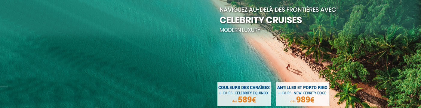 Croisières Celebrity Cruises