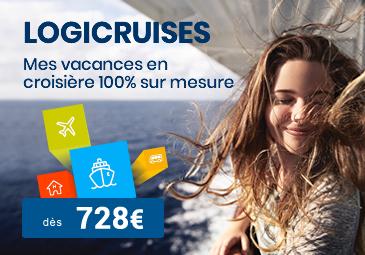 LogiCruises: Croisières avec vols et hôtel