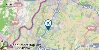 Aéroport de  Maastricht Aachen