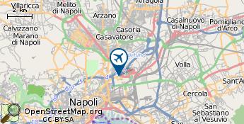 Aéroport de  Naples