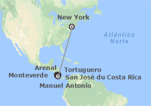 États Unis et Costa Rica