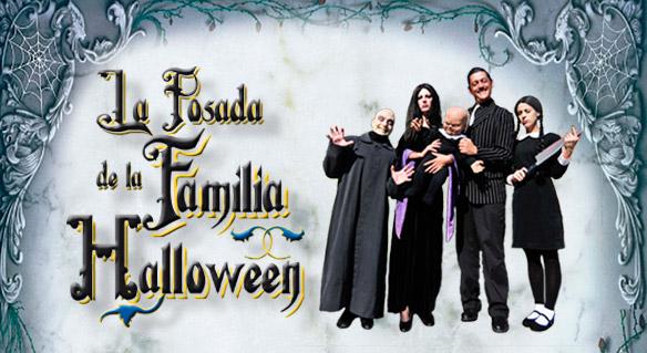 L' Auberge de la Famille Halloween