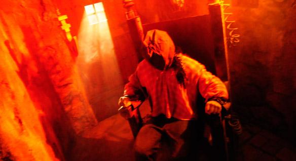 Spectacle Horror en Penitence