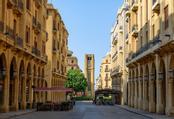 Vols Paris Beyrouth , PAR - BEY
