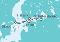 Stockholm et les Joyaux de la Baltique