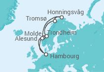 Fjords Norvégiens et Cap Nord