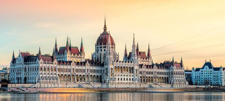 Meilleur prix Nice à Budapest