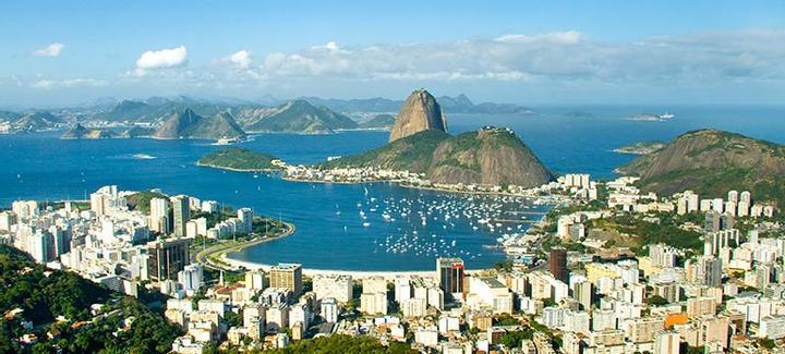 Meilleur prix Bruxelles à Rio de Janeiro