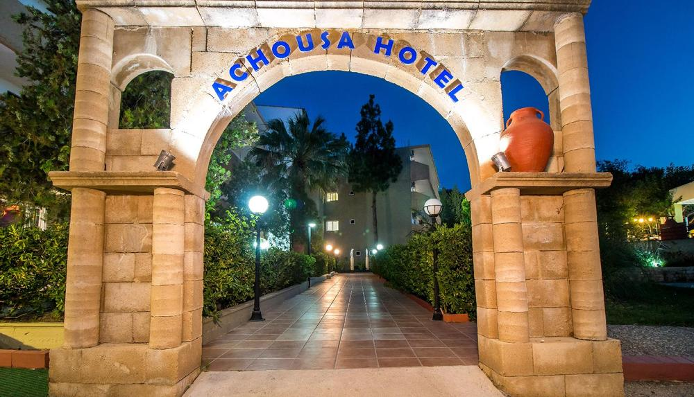 Achousa Hotel 1 | 26