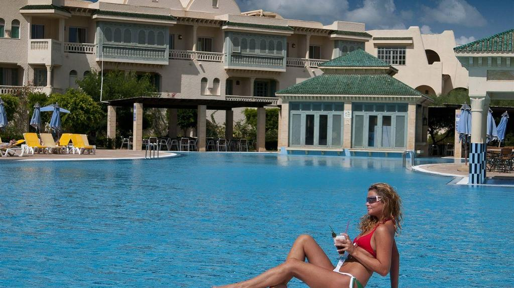 Carthage Thalasso Resort Gammarth Ds    Logitravel