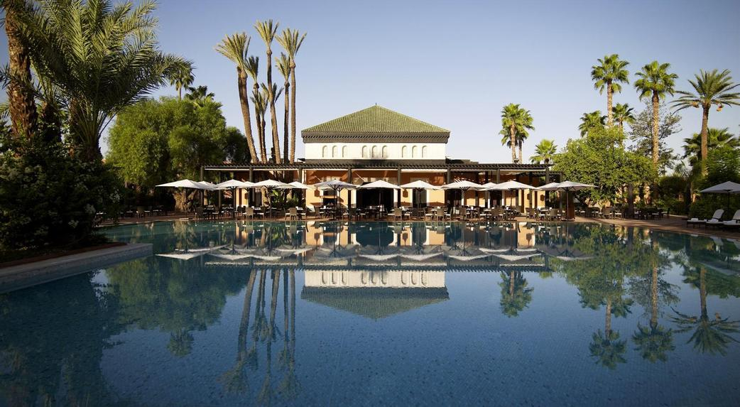 La Mamounia Marrakech Ds    Logitravel