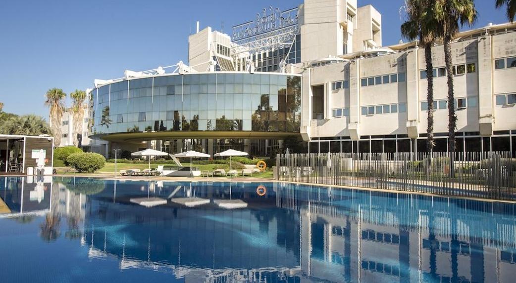 silken al andalus palace hotel seville d s 36 logitravel. Black Bedroom Furniture Sets. Home Design Ideas