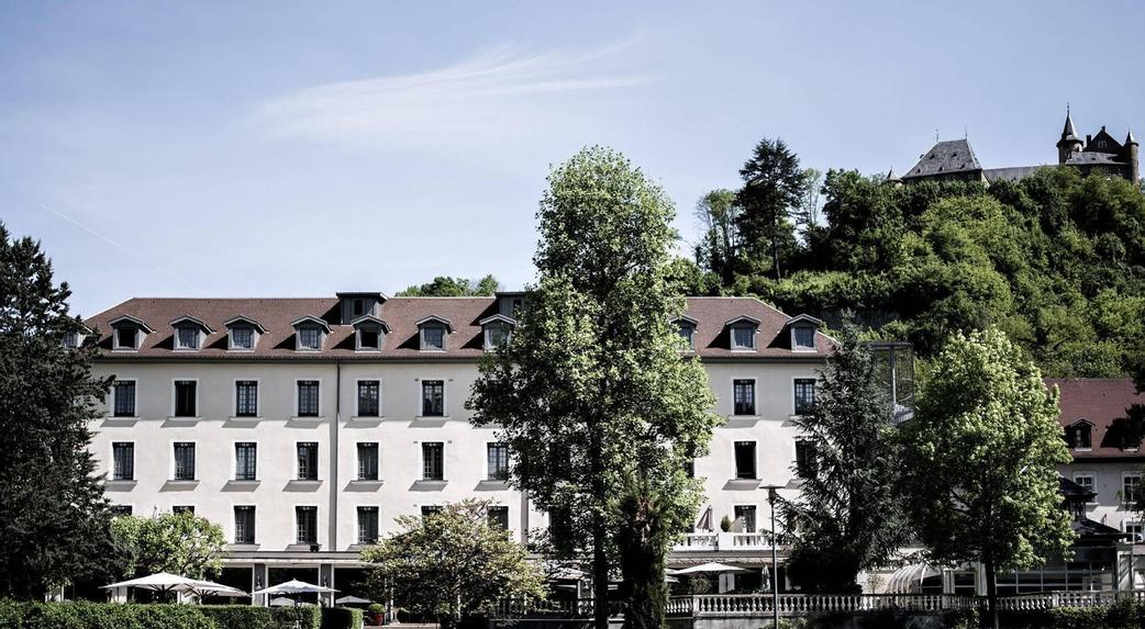 Grand Hotel Restaurant Les Terrasses Uriage, Grenoble