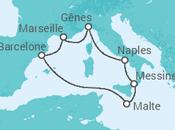 Itinéraire -  Méditerranée Seaview - MSC Croisières