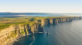 Irlande: Route par l'Ouest et le Sud de l'Île Émeraude