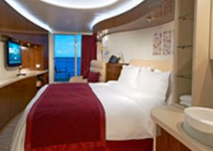 Catégorie BA - Vue Mer Centrale avec Balcon BA