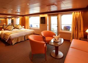 Catégorie GS - Grande Suite avec balcon GS