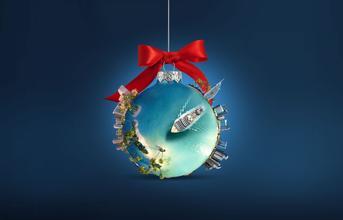 Noël et Nouvel An Caraïbes, Dubaï, Asie, Méditerranée