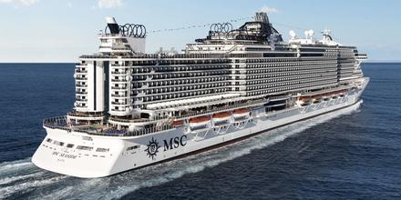 Caraïbes Occidentales - Nouveau MSC Seaside