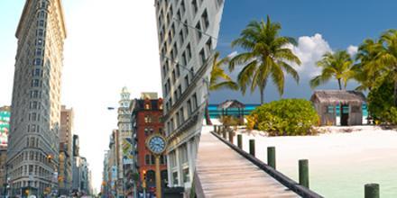 États-Unis et les Bahamas