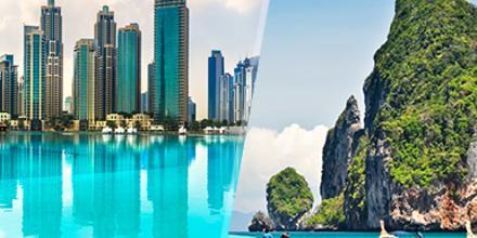 Émirats Arabes Unis et Thaïlande
