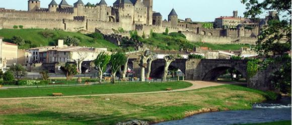 Hôtels à Carcassonne