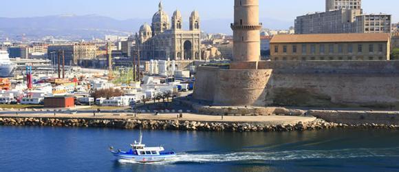 Hôtels à Marseille