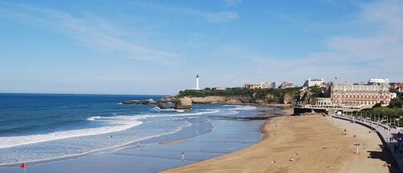 Hôtels à Biarritz