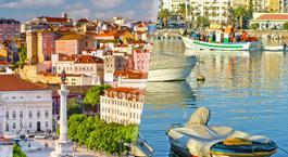 Portugal: Lisbonne et Algarve
